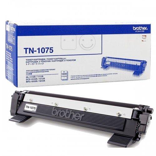 Заправка картриджа Brother TN-1075 для принтера HL-1110R / 1112R / DCP-1510R / 1512R, MFC-1810R / 1815R / HL-1210WR / 1212WR / DCP-1610WR / 1612WR / MFC-1912WR