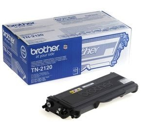 Картридж Brother TN-2120 / 2135 / 2175 Black
