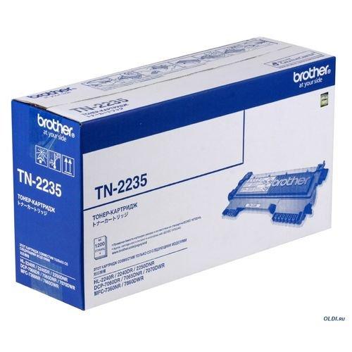 Заправка картриджа Brother TN-2235 для принтера HL-2240 / 2250 / DCP-7060 / MFC-7860