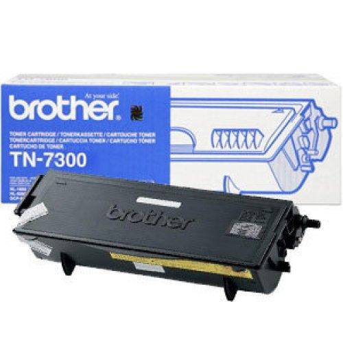 Заправка картриджа Brother TN-7300 для принтера L-1650 / 1670N / 1850 / 1870N / 5030 / 5040 / 5050 / 5070N / MFC-8420 / 8820 / DCP-8020