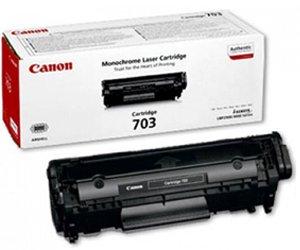 Заправка картриджа CANON 703 для принтера LBP2900 / LBP3000