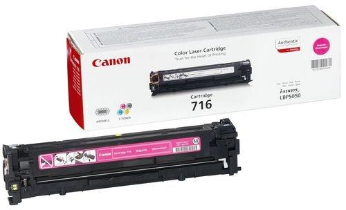 Заправка картриджа CANON 716 (magenta) для принтера LBР 5050 / LBР 5970 / LBР 5975 / LBР 8030 / LBР 8050 / LBР 8330 / LBР 8350