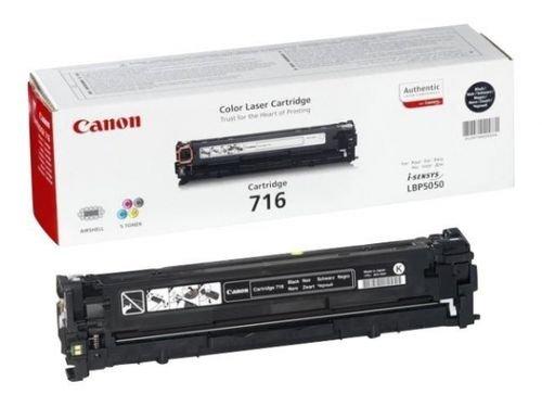 Заправка картриджа CANON 716 (black) для принтера LBР 5050 / LBР 5970 / LBР 5975 / LBР 8030 / LBР 8050 / LBР 8330 / LBР 8350