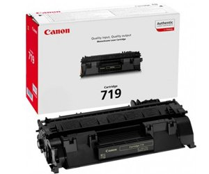 Заправка картриджа CANON 719 для принтера  i-SENSYS LBP-6300dn / LBP-6650dn / MF5840dn / MF5880dn