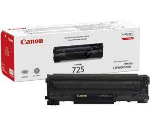 Заправка картриджа CANON 725 для принтера i-SENSYS LBP6030 / LBP6030B / MF3010 / LBP6000 / LBP6020 / LBP6020B / LBP6030w