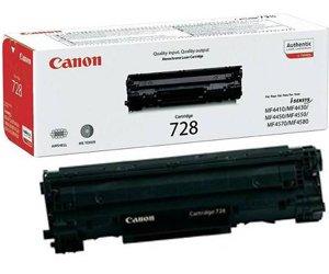 Заправка картриджа CANON 728 для принтера i-SENSYS MF4410 / MF4430 / MF4450 / MF4550D / MF4570DN / MF4580DN