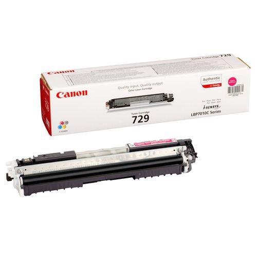 Заправка картриджа CANON 729 (magenta) для принтера LBР 7010 / LBР 7018