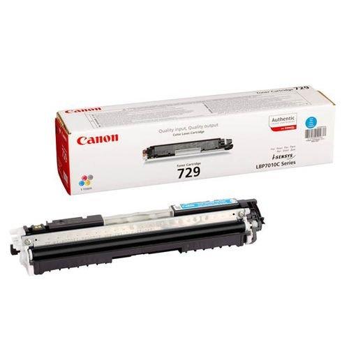 Заправка картриджа CANON 729 (cyan) для принтера LBР 7010 / LBР 7018