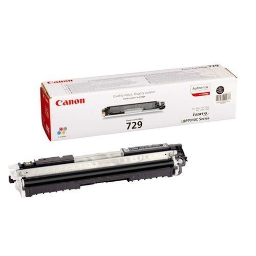 Заправка картриджа CANON 729 (black) для принтера LBР 7010 / LBР 7018