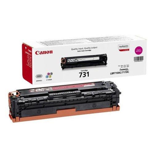 Заправка картриджа CANON 731 (magenta) для  принтера LBР 7100 / LBР 7110 / LBР 8230 / LBР 8280