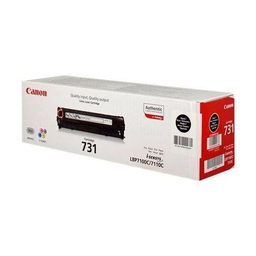 Заправка картриджа CANON 731 (black) для принтера LBР 7100 / LBР 7110 / LBР 8230 / LBР 8280