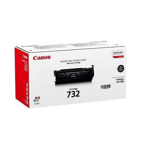 Заправка картриджа CANON 732 (black) для принтера LBР 7080
