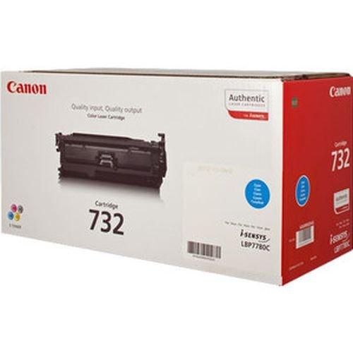 Заправка картриджа CANON 732 (cyan) для принтера LBР 7080