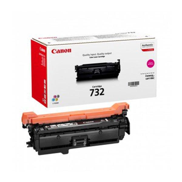 Заправка картриджа CANON 732 (magenta) для принтера LBР 7080