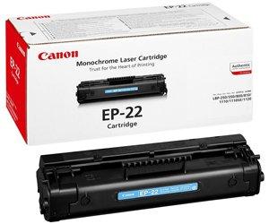 Заправка картриджа CANON EP-22 для принтера LBP-1120 / LBP-810 / LBP-800
