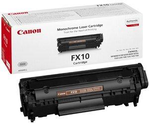 Заправка картриджа CANON FX-10 для принтера i-SENSYS MF4018 / MF4120 / MF4320d / MF4330d / MF4140 / MF4340d / MF4150 / MF4350d / MF4270 / MF4370dn