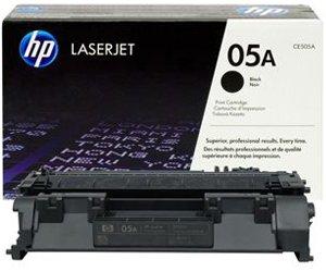 Заправка картриджа CE505A (05A) для принтера HP LJ P2035/ P2055