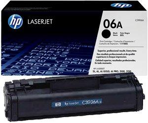 Заправка картриджа C3906A (06A) для принтера HP LJ 5L/ 6L/ 3100/ 3150