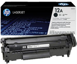 Заправка картриджа Q2612A (12A) для принтера HP LJ 1010/ 1012/ 1015/ 1018/ 1020/ 1022