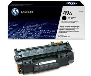 Заправка картриджа Q5949A (49A) для принтера HP LJ 1160/ 1320/ 3390/ 3392MFP