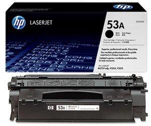 Заправка картриджа Q7553A (53A) для принтера HP LJ P2014/ P2015/ M2727NF