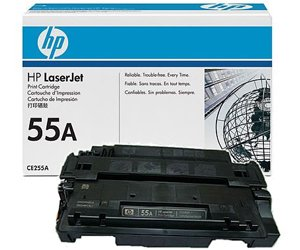 Картридж HP CE255A (55A)