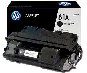 Заправка картриджа C8061A (61A) для принтера HP LJ 4100/ 4101
