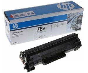 Картридж HP LJ CE278A (78A)