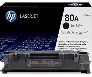 Заправка картриджа CF280A (80A) для принтера HP LJ PRO 400/ M425/ M401