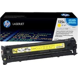Заправка картриджа CB542A (125A) yellow для принтера HP CLJ CP1215/ 1515/ 1518/ CM1312