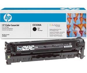 Заправка картриджа CC530A (304A) black для принтера НР CLJ CM2320NF/ 2320FXI/ CP2025DN/ CP2025N