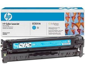 Картридж HP LJ CC531A (304A)