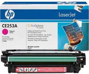 Картридж HP CE253A (504A)