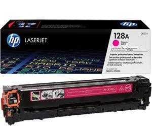 Заправка картриджа CE323A (128A) для принтера magenta HP LJ CP1525N/ 1525NW, CM1415FN/ 1415FNW