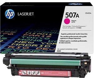 Картридж HP CE403A (507A)