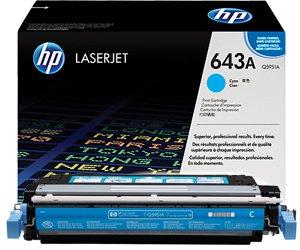 Картридж HP Q5951A (643A)