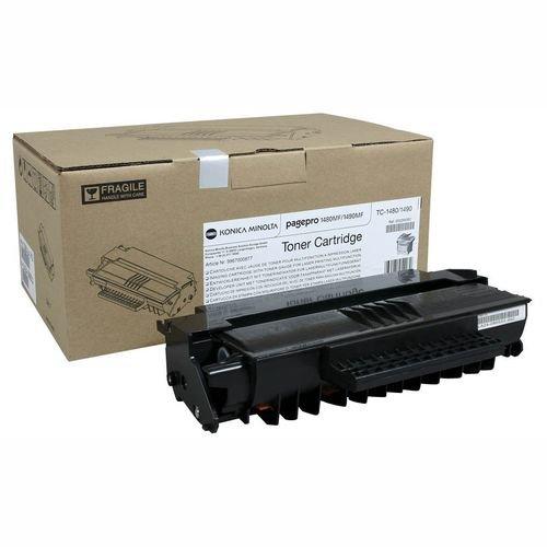 Заправка картриджа Konica Minolta 9967000877 для принтера 1480 / PP1490