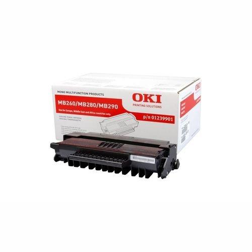 Заправка картриджа OKI 01239901 для принтера MB260 / MB280 / MB290 MFP