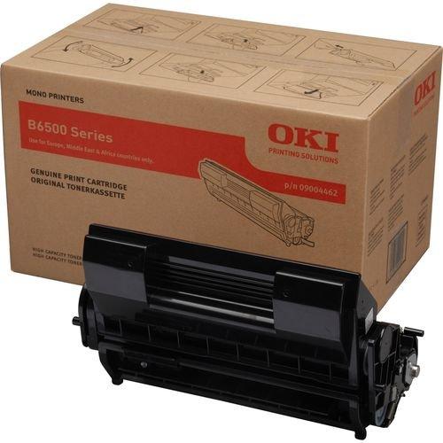 Заправка картриджа OKI 09004462 для принтера B6500