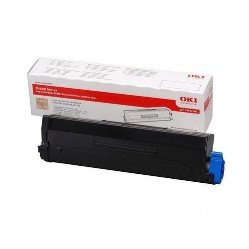 Заправка картриджа OKI 43502004 для принтера B4600