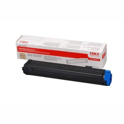 Заправка картриджа OKI 43502306 для принтера B4400 / B4600