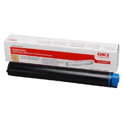 Заправка картриджа OKI 43640307 для принтера B2200 / B2400