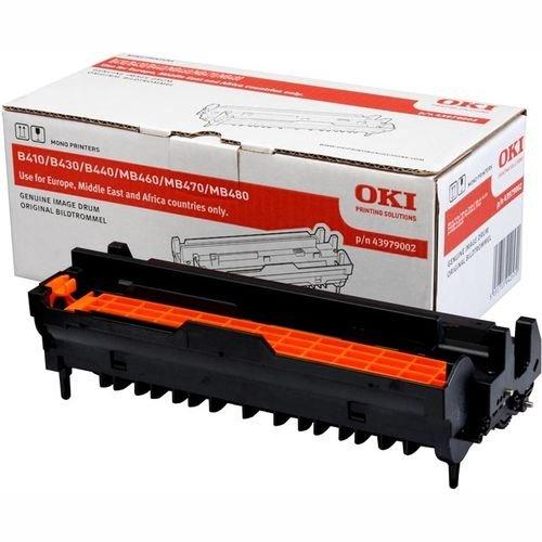 Заправка картриджа OKI 43979107 для принтера b410 / b430 / b440 / MB460 / MB470 / MB480