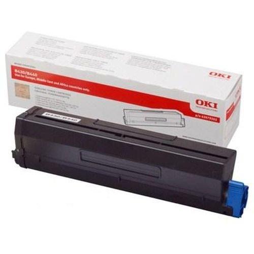 Заправка картриджа OKI43979211  OKI b410 / b430 / b440 / MB460 / MB470 / MB480