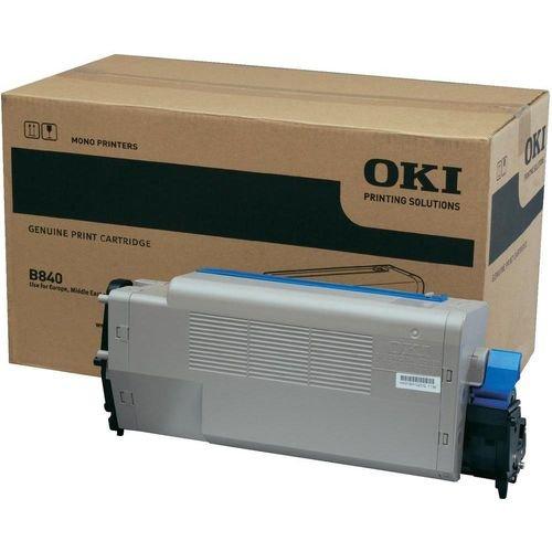 Заправка картриджа OKI 44661802 для принтера B840
