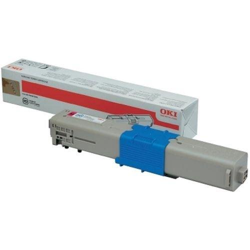 Заправка картриджей OKI для принтера C310dn / C330dn / C331dn / С510dn / C511dn / C530dn / C531dn / MC351dn / MC352dn / MC361dn / MC362dn / MC561dn / MC562dn - magenta