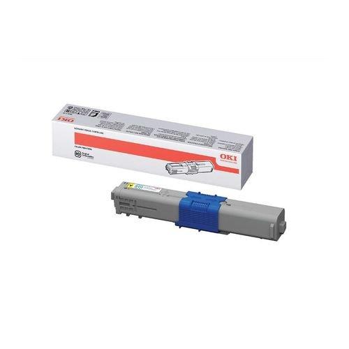 Заправка картриджей OKI для принтера C310dn / C330dn / C331dn / С510dn / C511dn / C530dn / C531dn / MC351dn / MC352dn / MC361dn / MC362dn / MC561dn / MC562dn - yellow