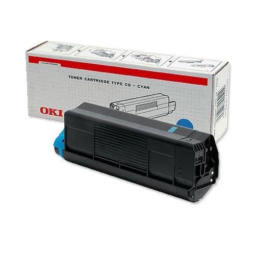 Заправка картриджей OKI для принтера C3100 / C3200 - cyan