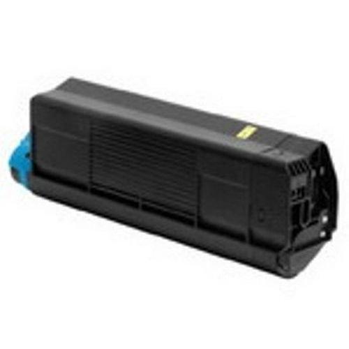 Заправка картриджей OKI для принтера C3100 / C3200 - yellow