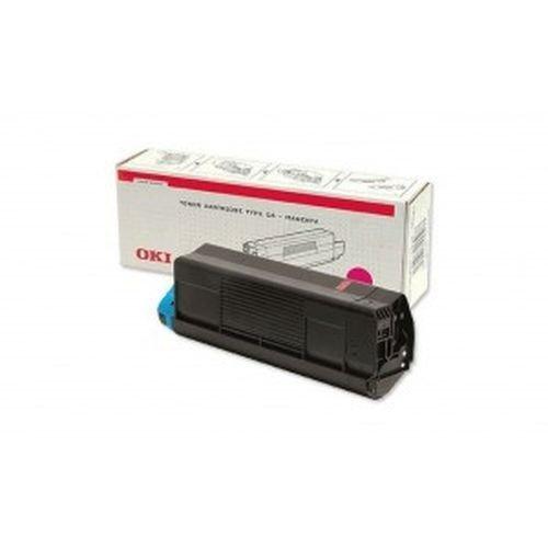 Заправка картриджей OKI для принтера C3100 / C3200 - magenta